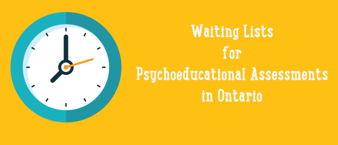 Waiting Lists for Psycheducational Assessments