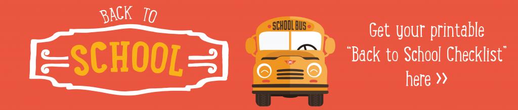 Back to School - Checklist Button