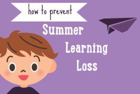 8 Ways to Prevent Summer Learning Loss