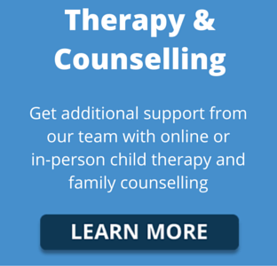 child therapy family counselling toronto