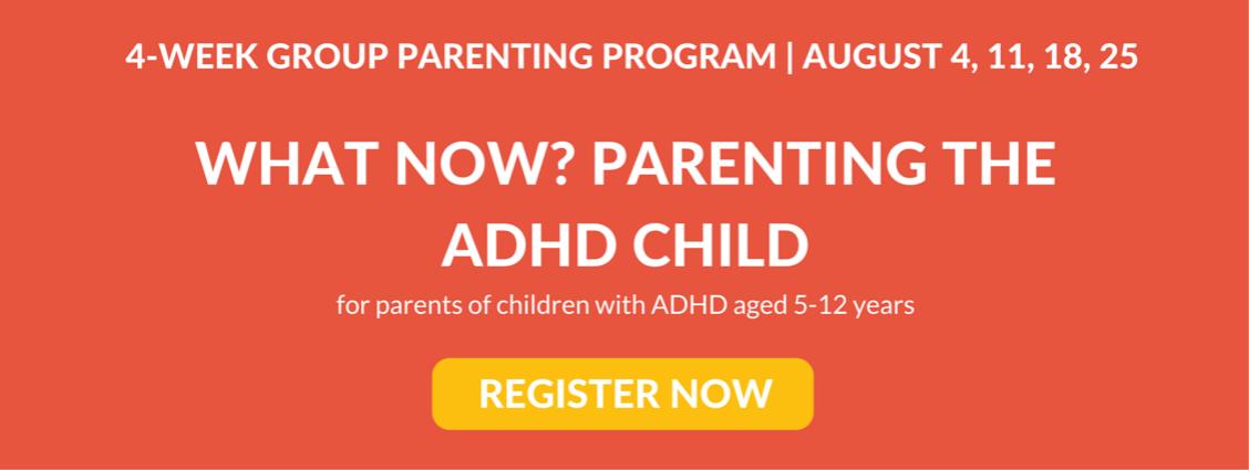 ADHD parenting program